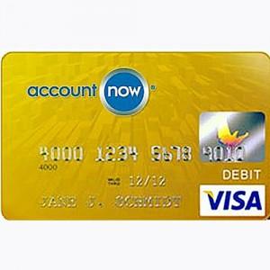 www.AccountNow.com | AccountNow Prepaid Visa Card