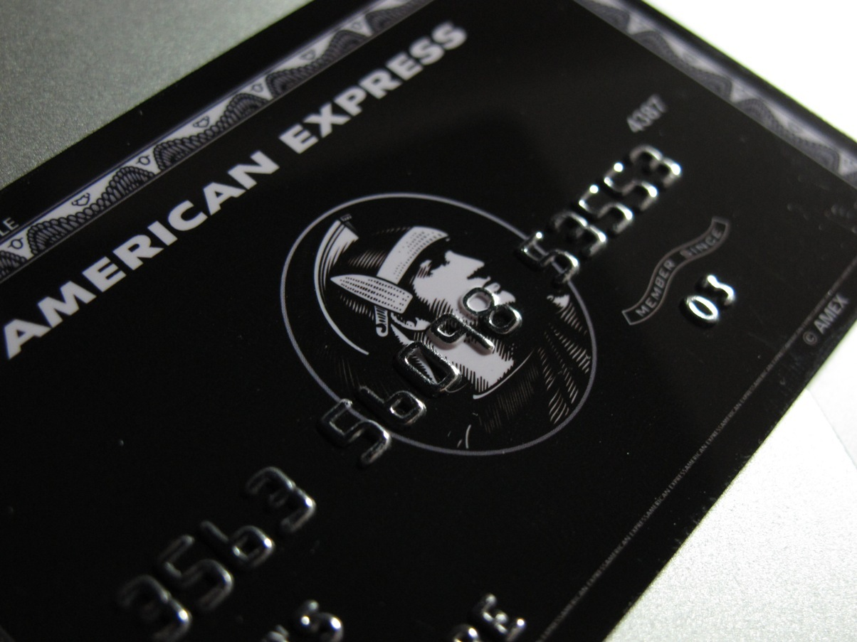 Carte Bancaire American Express Centurion
