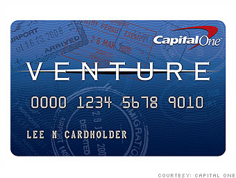 Capital One Venture Credit Card Review: A Look at the Rewards