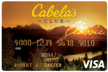 Cabelas Visa Credit Card Review | A Look At The Benefits