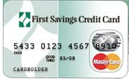 first-savings-credit-card
