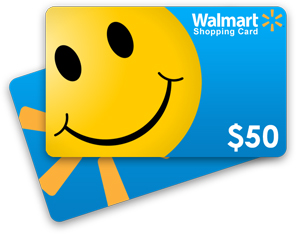 Walmart gift card online ordering and checking balances banking sense 50 walmart gift card negle Gallery