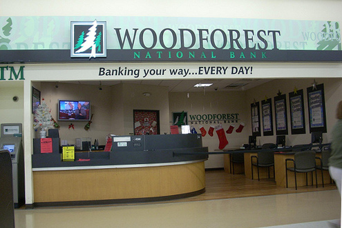 business woodforest bank houston