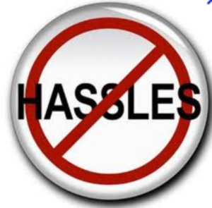 no-hassles