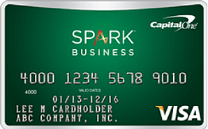 Capital e Spark Cash For Business Credit Card Review