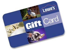 Lowes Card submited images