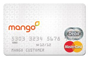 mango_prepaid_card - Prepaid Cards For Teens
