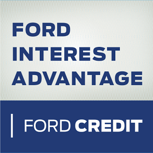 What is the ford interest advantage and how do you save for Ford motor credit credit score