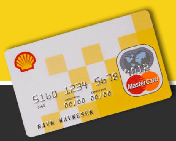 how to use a shell fuel card
