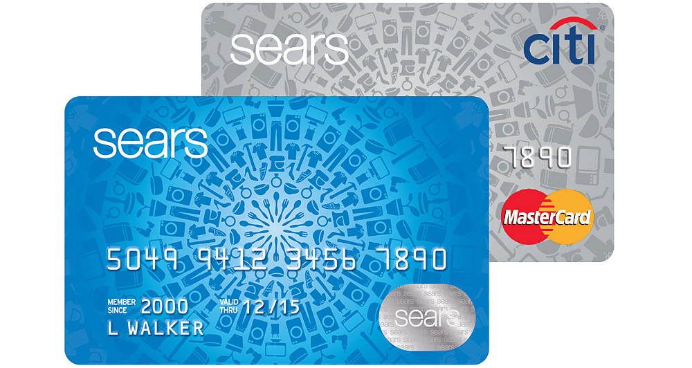 Citibank Sears Card vs. Citibank Sears MasterCard