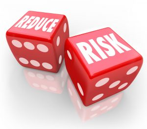 reduce risk two dice