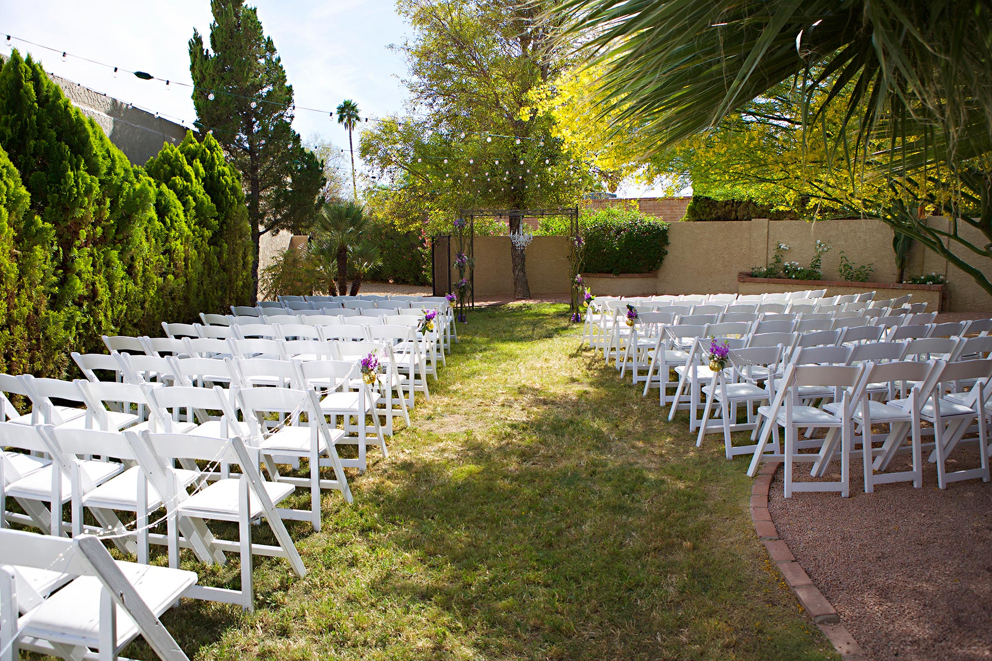 Backyard Wedding22 When It Comes To Wedding Venue Ideas For Ceremonies