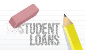 erasing student loans
