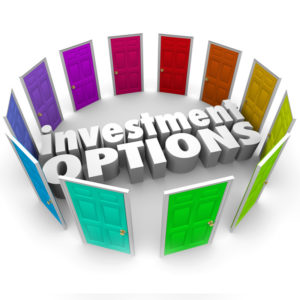 investment options doors
