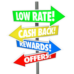 low interest credit card signposts
