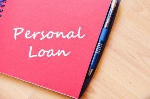 personal loan notebook