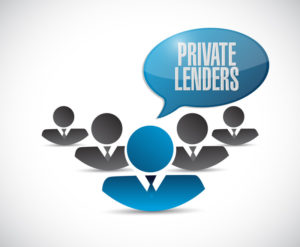 private lenders graphic
