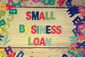 small business loan block letters