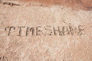 timeshare sand