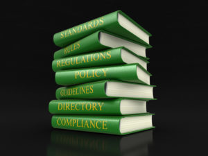 stack rules regulations books
