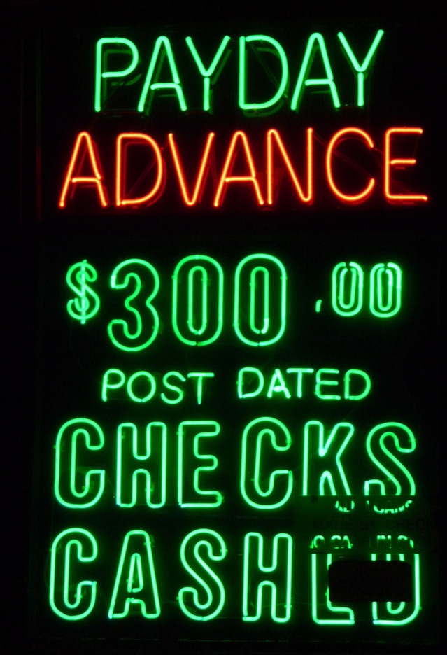 how do payday loans work banking sense