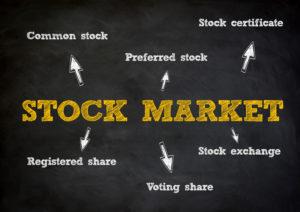 stock-market-chalkboard